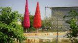 פאר עבודות מתכת - פיסול סביבתי בשיתוף yara (1)